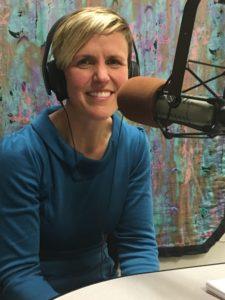 Julie on KRFC 88.9
